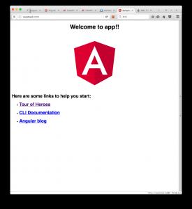 welcome to angular!!